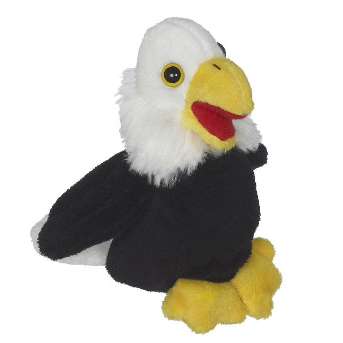 Valdy the Eagle Finger Puppet-1