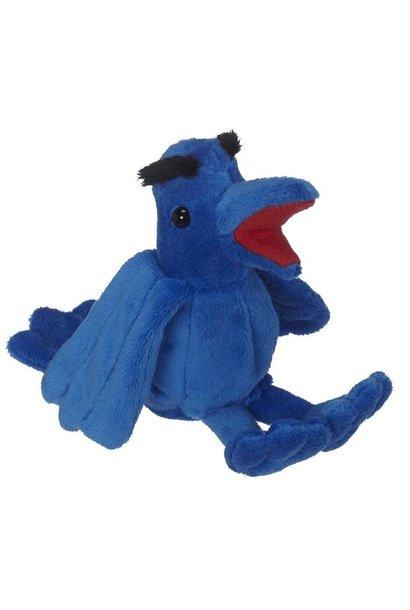 Gak the Raven finger Puppet