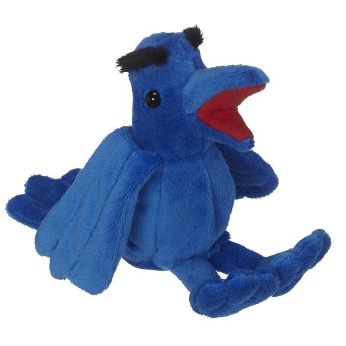 Gak the Raven finger Puppet-1