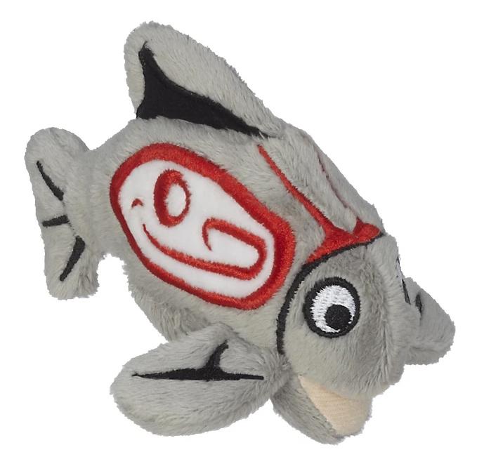 Sammy the Salmon finger puppet-1