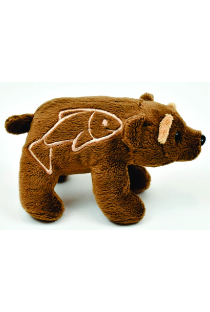 Oly- the brown bear finger puppet