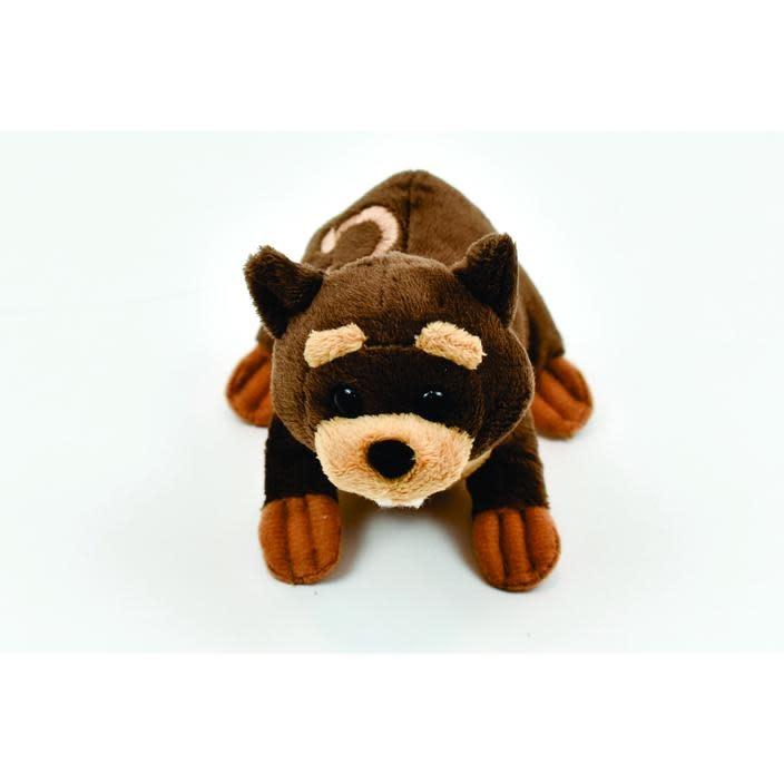Bucky the Beaver finger puppet-1