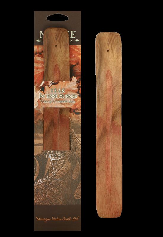 Wooden Incense Holder-1