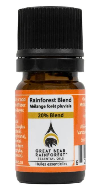 Great Bear Rainforest - Rainforest blend 5m Essential  oil-1