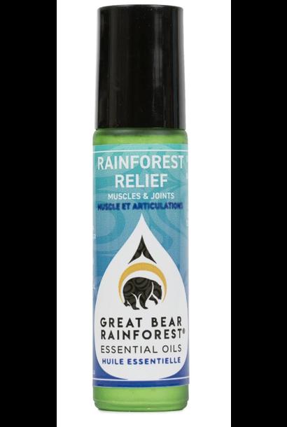 Great Bear Rainforest - Rainforest Relief  10ml Roll-On