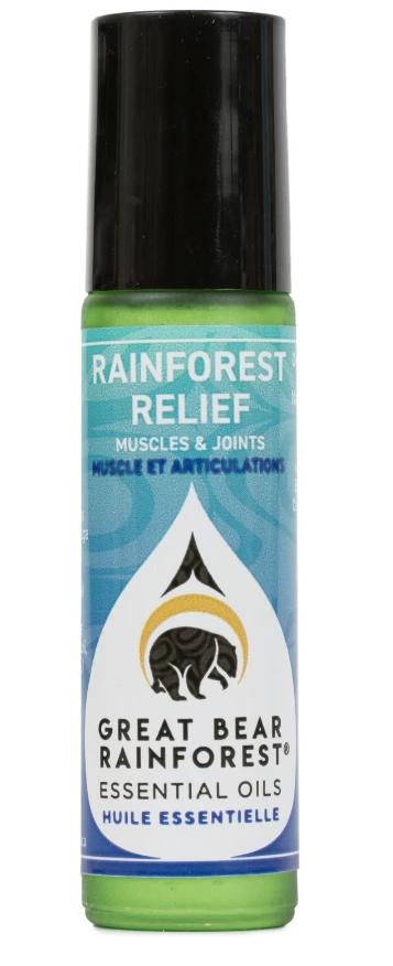 Great Bear Rainforest - Rainforest Relief  10ml Roll-On-1