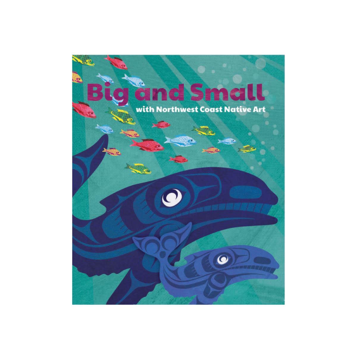 Board Book - Big & Small-1