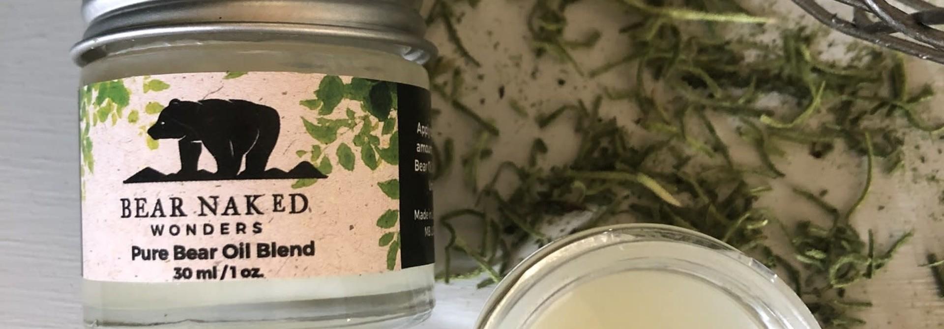 Pure Bear Oil Blend