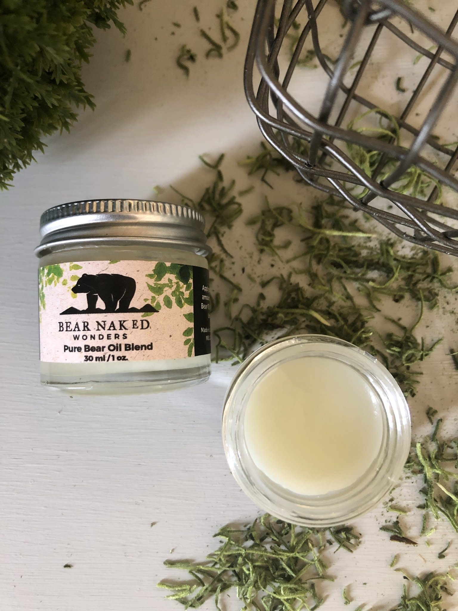 Pure Bear Oil Blend-1