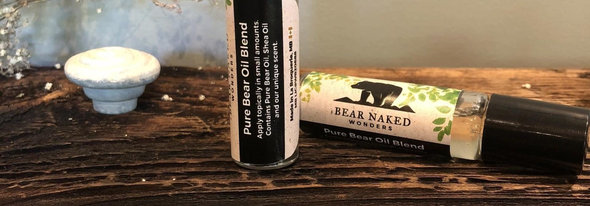 Pure Bear Oil Blend Roller Bottle