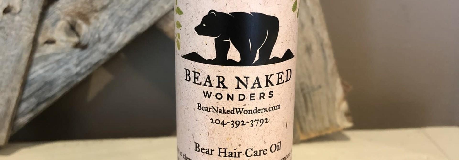 Bear Hair Care Oil