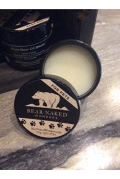 Bear oil blend Pet Salve - 2oz