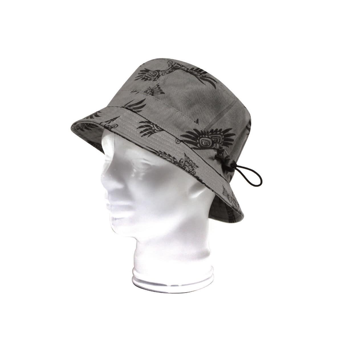 Bucket Hat - Soaring Eagle by Corey Bulpitt-1