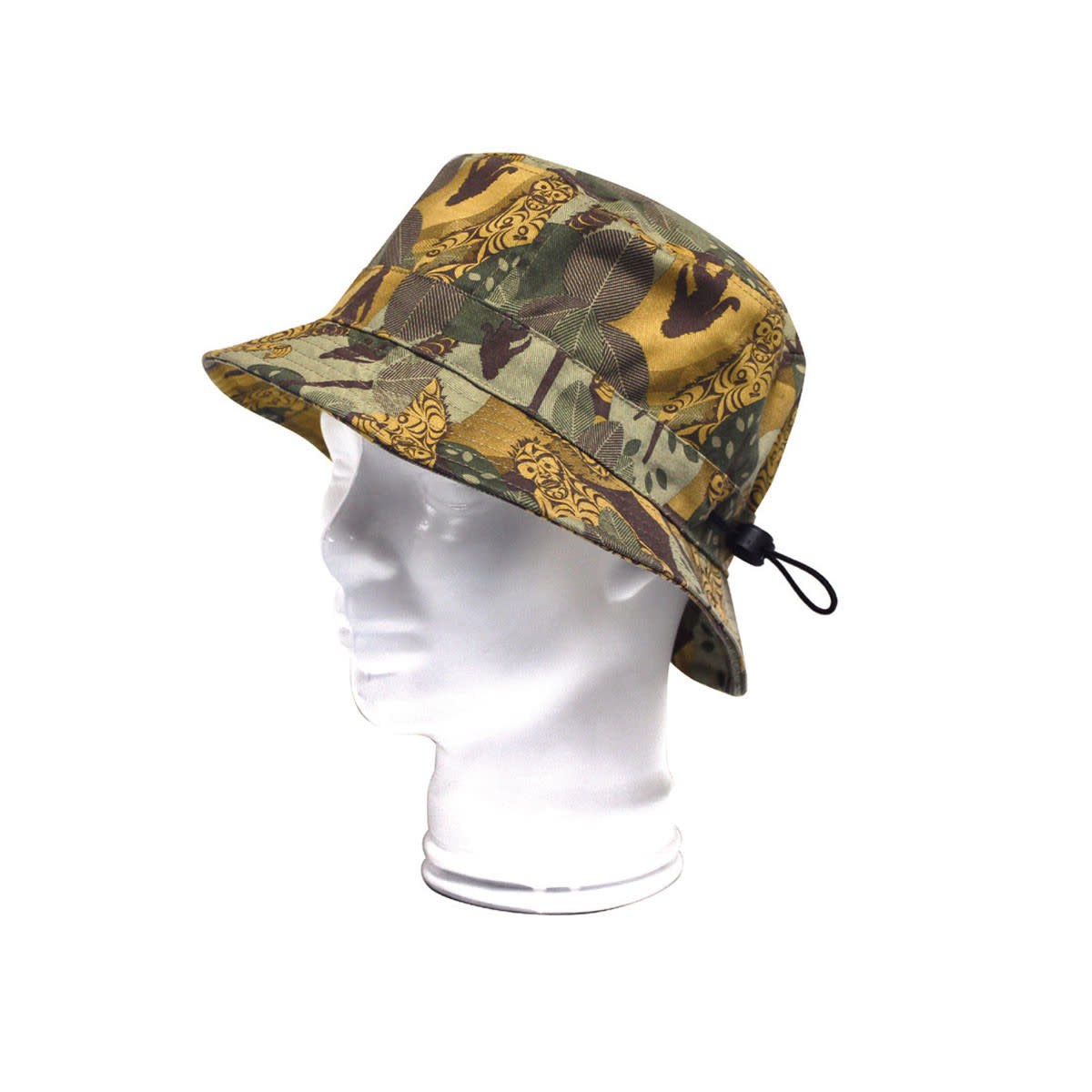 Bucket Hat - Sasquatch by Francis Horne Sr.-1