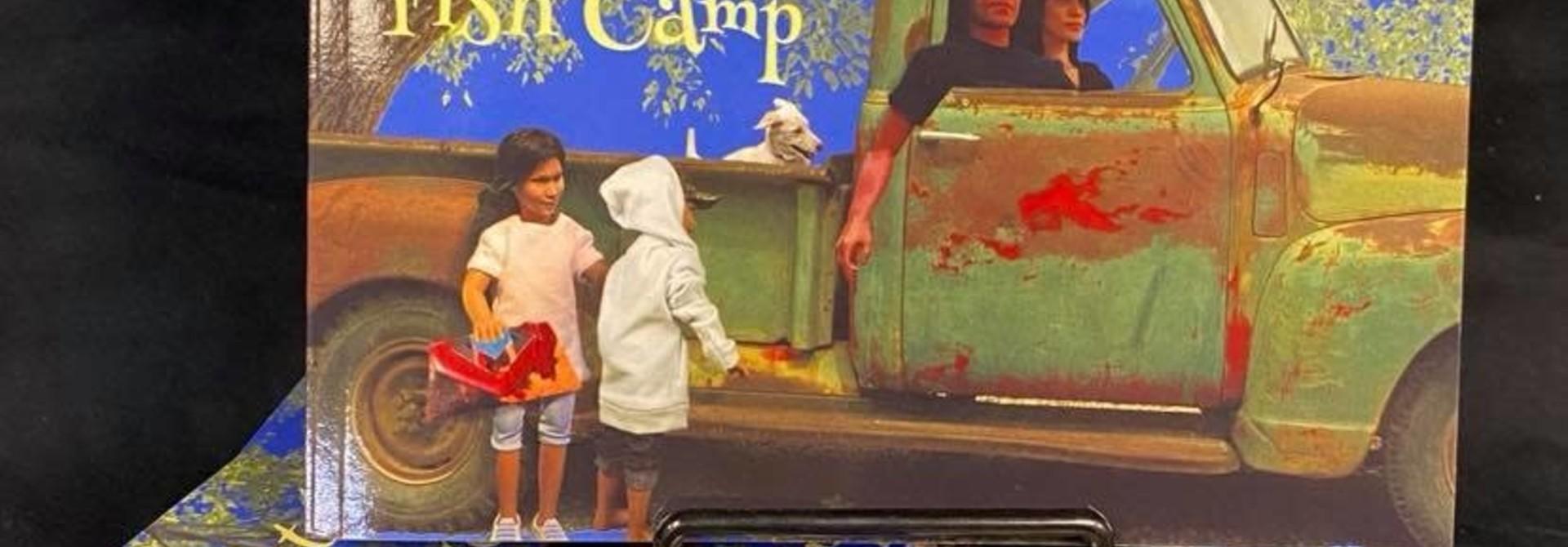 Sí:tel Á:la Goes to Fish Camp- By Sí:tel Á:la  Lauralee Kelly