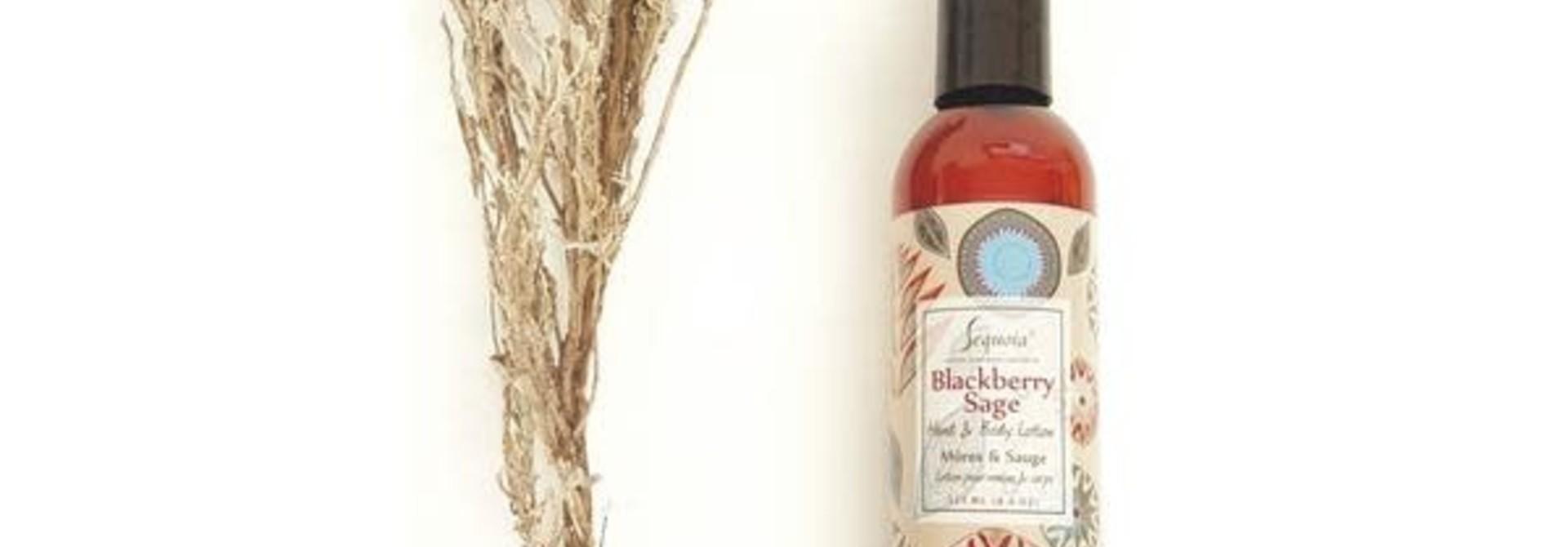 Sequoia Blackberry Sage- body lotion 2.0 oz