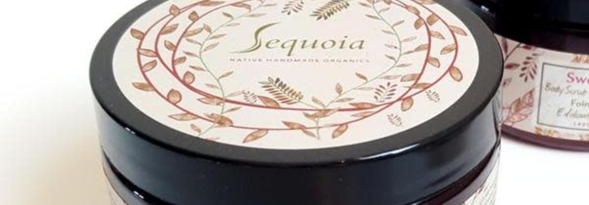 Sequoia Body Scrub- Sweetgrass