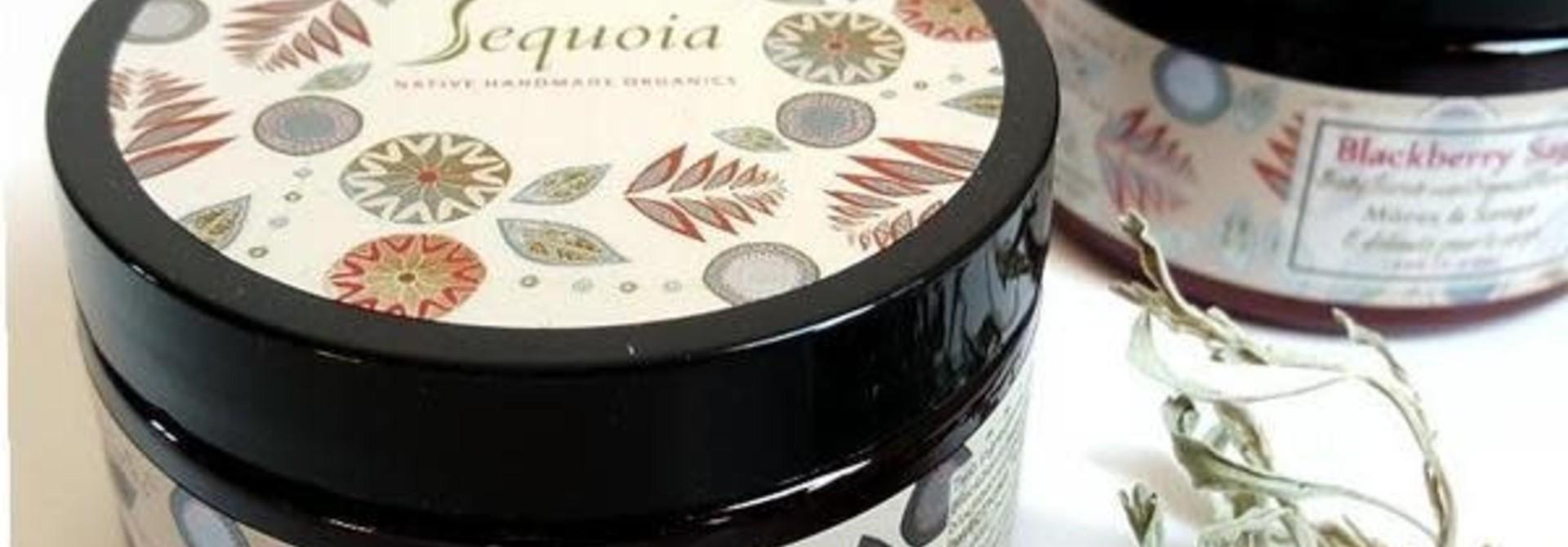 Sequoia Blackberry Sage Body Scrub