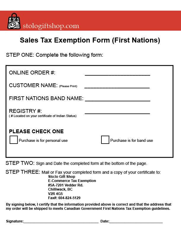 Exemption Form-1