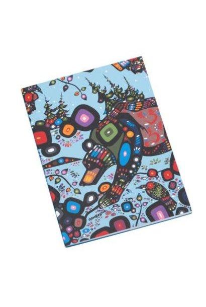 Bear Sticky Notes Set-John Rombough