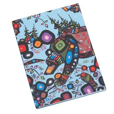Bear Sticky Notes Set-John Rombough-1