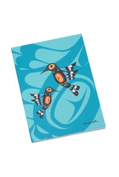 Hummingbird Sticky Notes Set     -Francis Dick