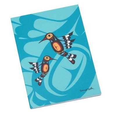 Hummingbird Sticky Notes Set     -Francis Dick-1