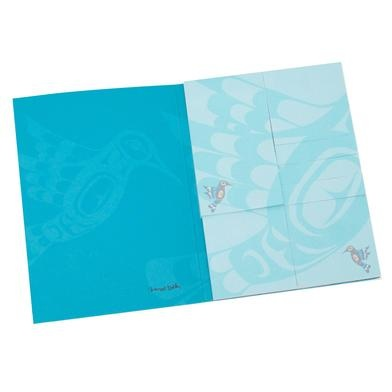 Hummingbird Sticky Notes Set     -Francis Dick-3