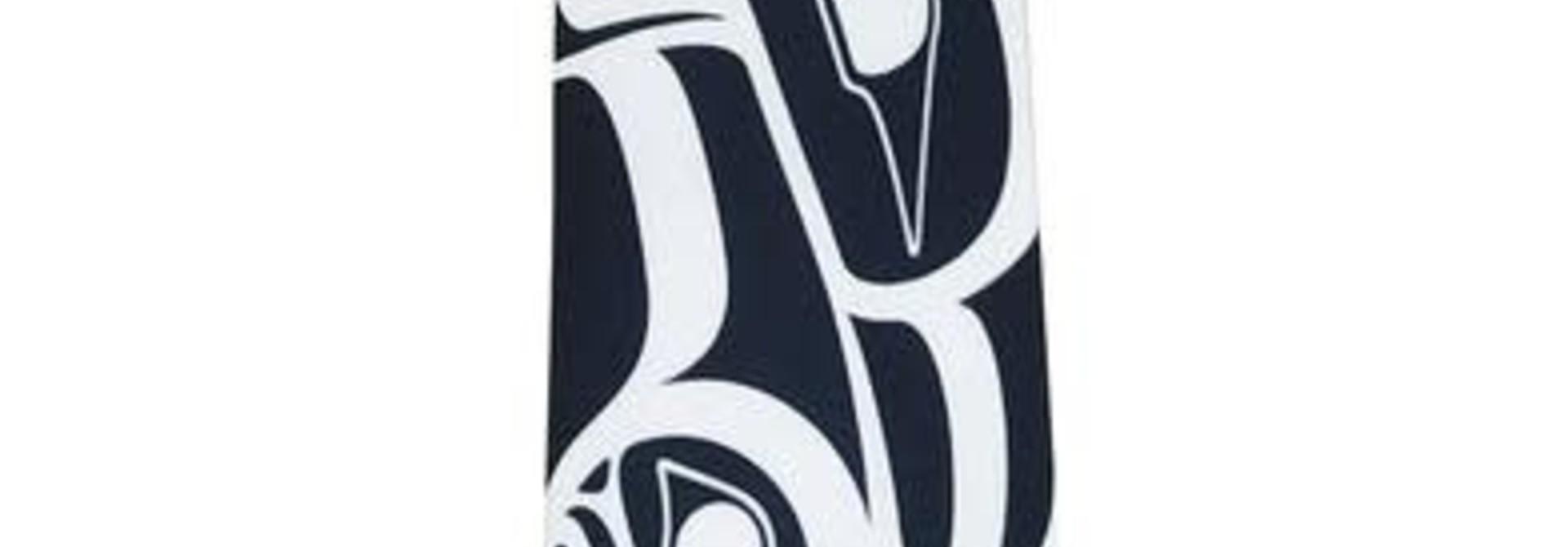 Raven Silk Tie-Roy Henry Vickers
