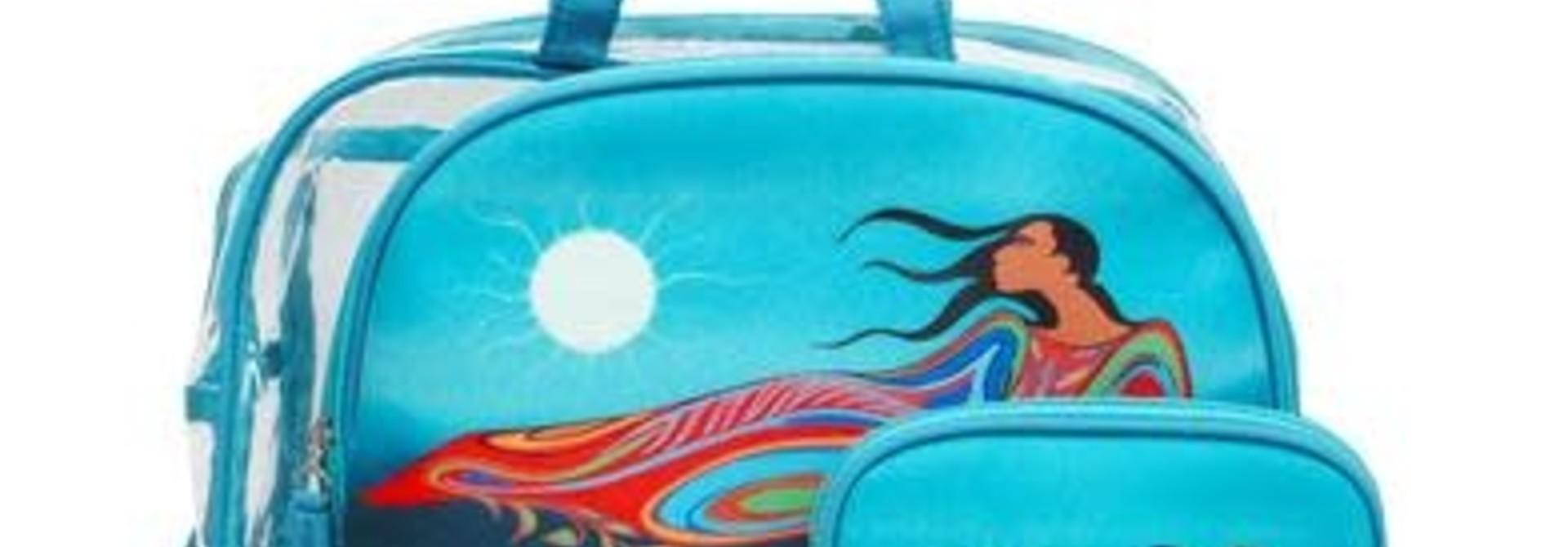 Mother Earth Cosmetic Bag Set- Maxine Noel