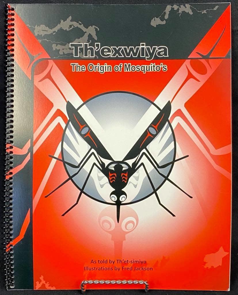 Book - Th'exwiya -The Origin of Mosquito's-1
