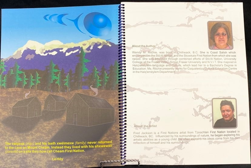 Book- The People of Mount Cheam-2