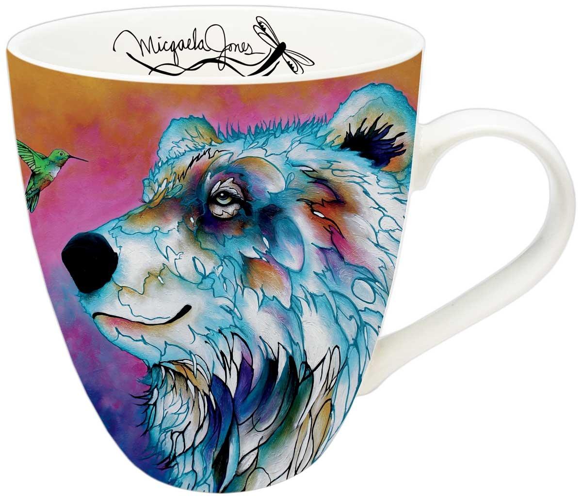 Sunrise Tales -Art Mug by Micqaela Jones-1