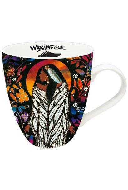 Sacred Space- Art Mug by Betty Albert