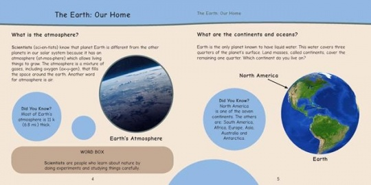 We are all connected- The Earth, Our Home-2