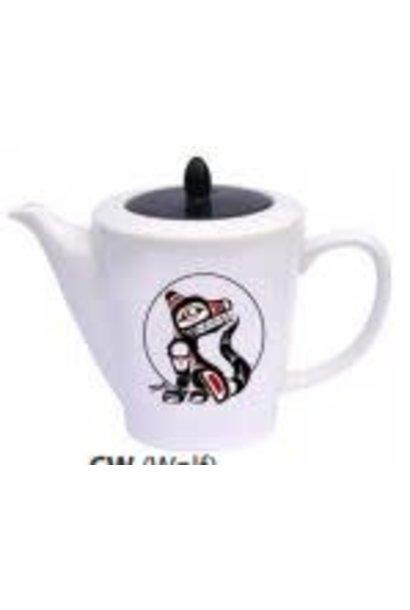 Tea Pot Wolf - Corey Bulpitt