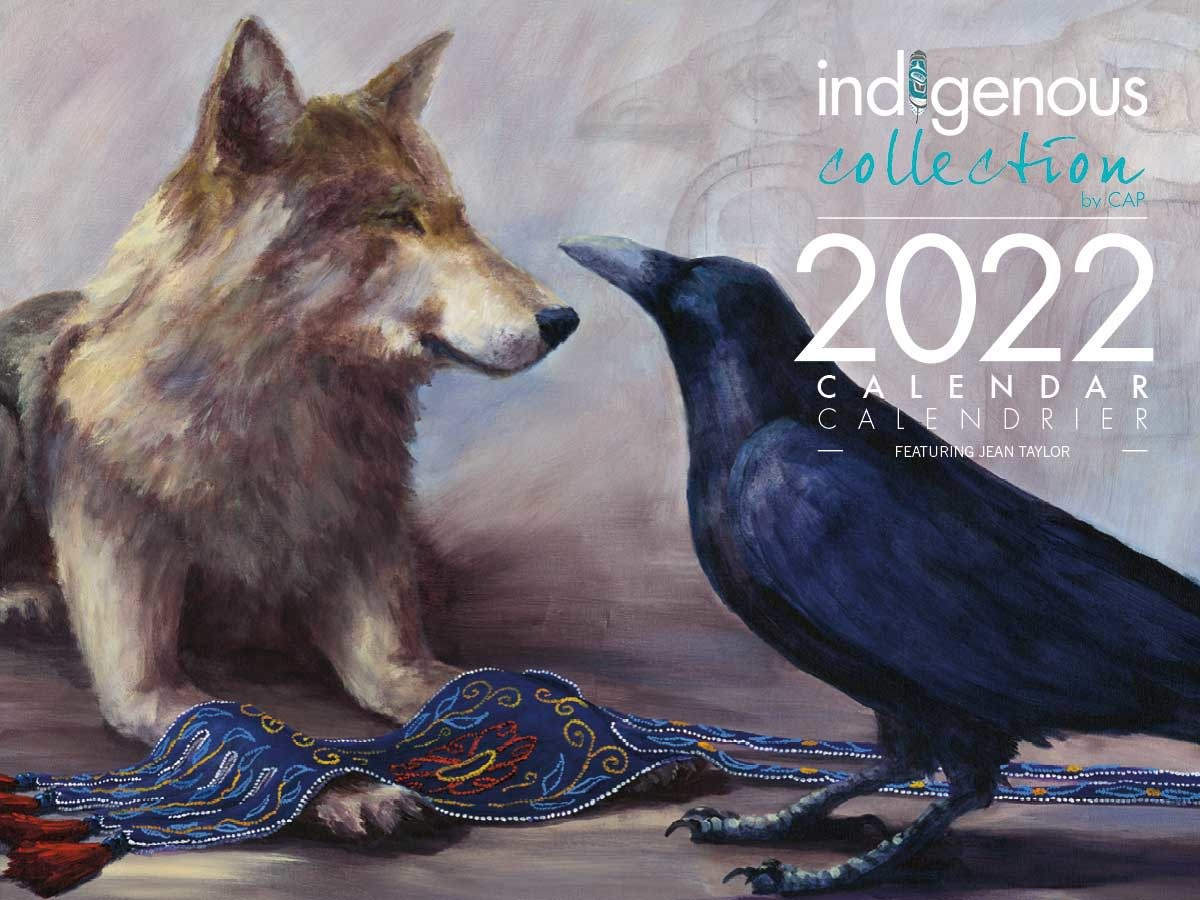 2022 Calendar - artwork by Jean Taylor-1