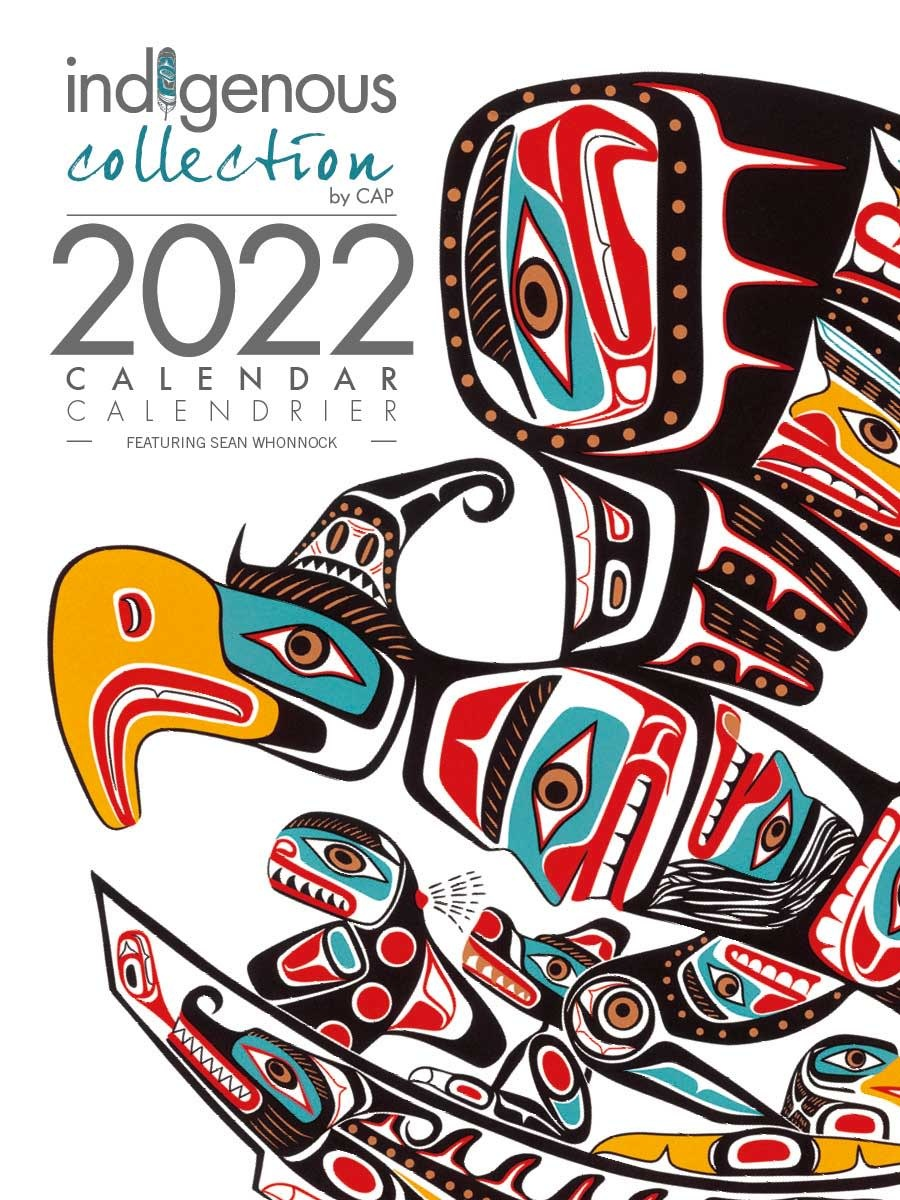 2022 Calendar -Artwork by Sean Whonnock-1