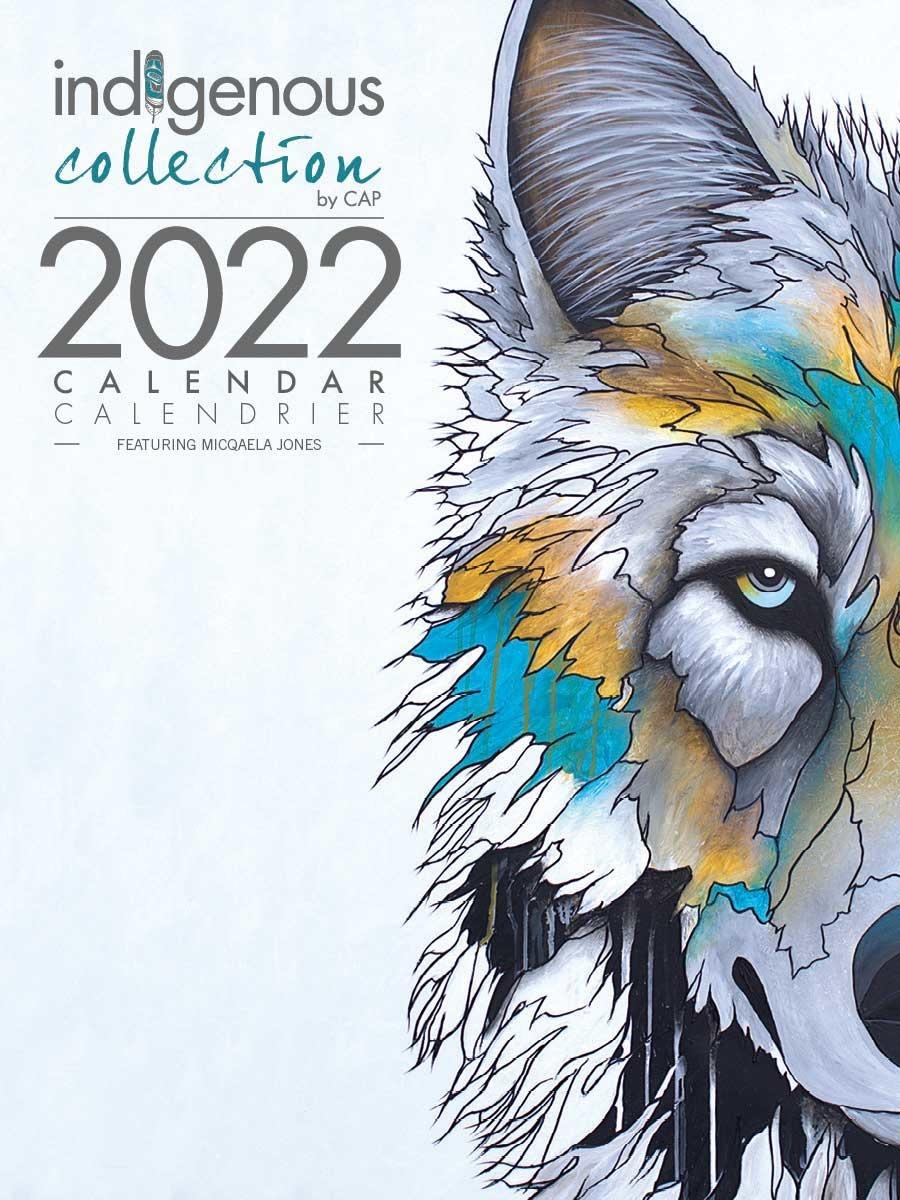 2022 Calendar -Artwork by Micqaela Jones-1