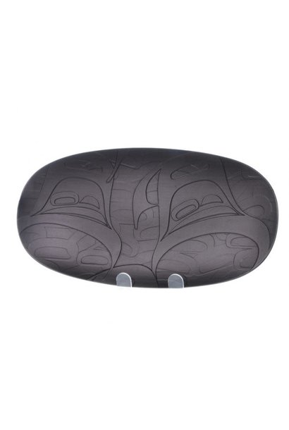 Small Platter- Sea to sky Collection Corrine Hunt