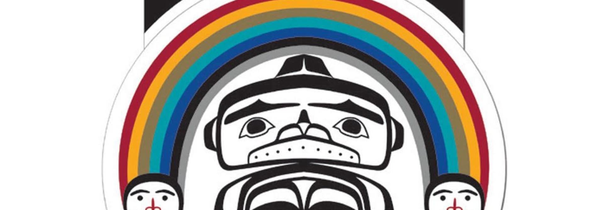 Premium Decal - Rainbow by Corey Bulpitt