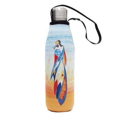 Thermal Bottle in Sleeve- Not Forgotten by Maxine Noel-1