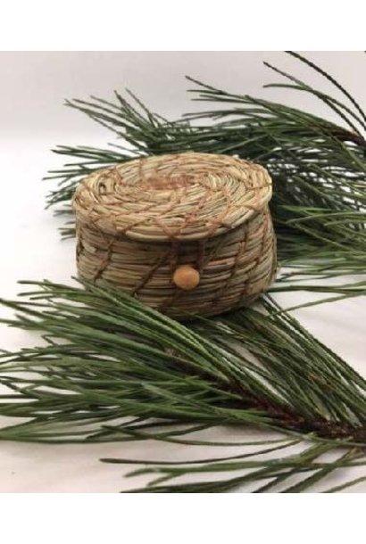 Pine Needle Basket /Fishing - Small assorted