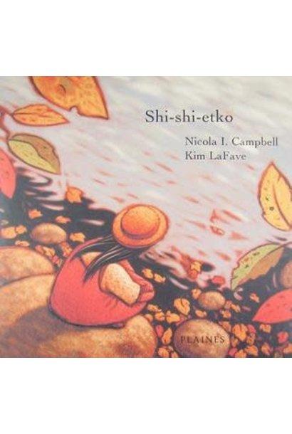 Shi-shi-etko by Nicola I. Campbell , Kim LaFave (Illustrator)