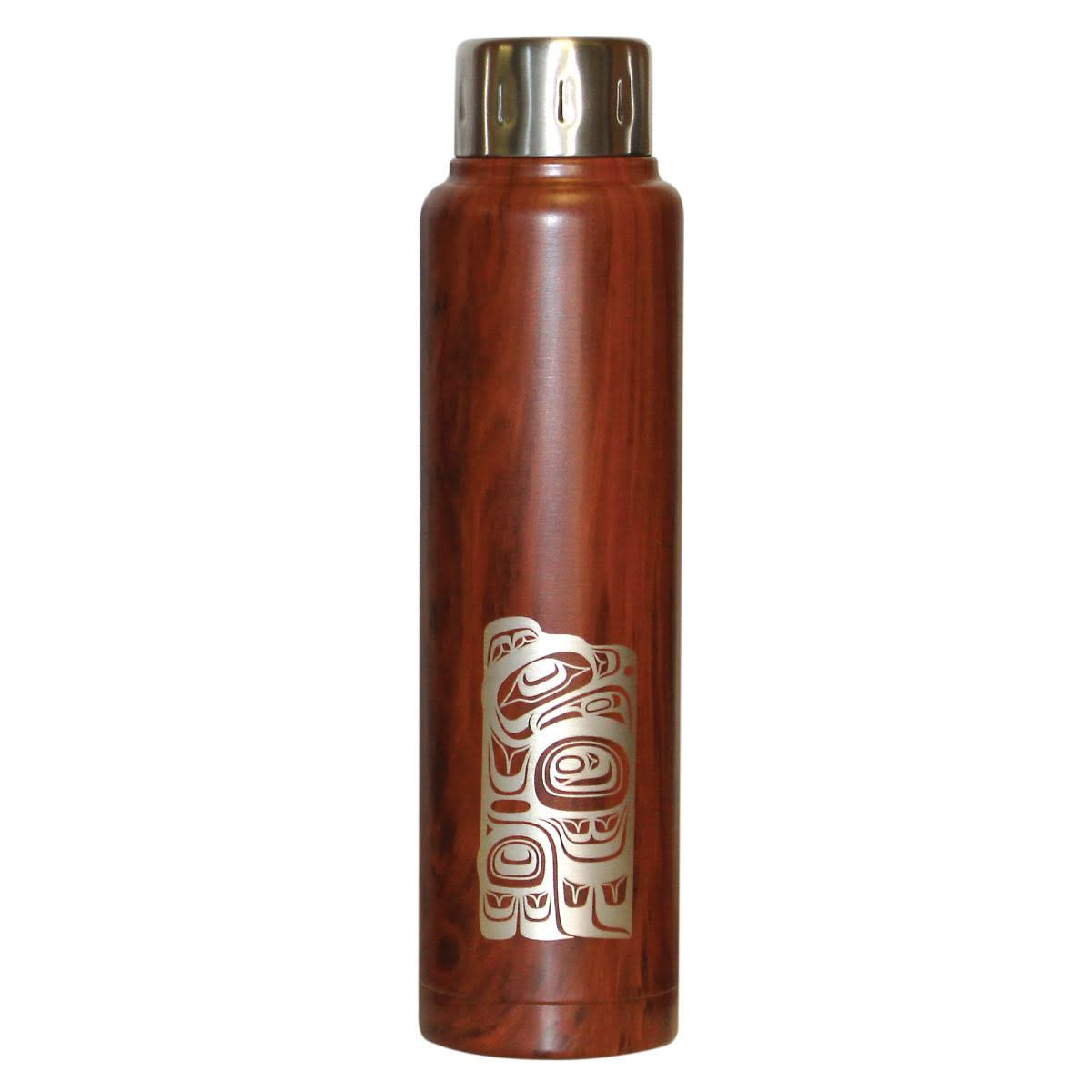 Insulated Totem Bottle - Eagle by Ernest Swanson-1