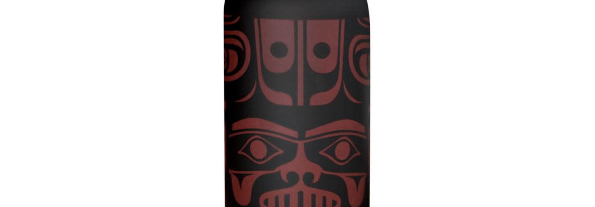 Water Bottle-Chilkat Whale by Ryan Cranmer