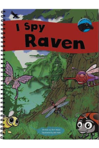 Children's book - I Spy Raven