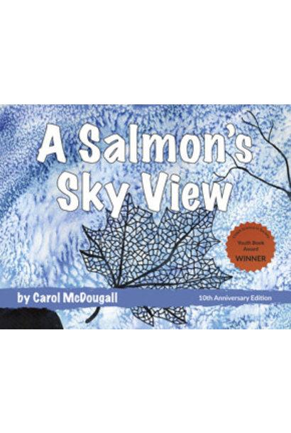 Children's book- A salmon's sky view