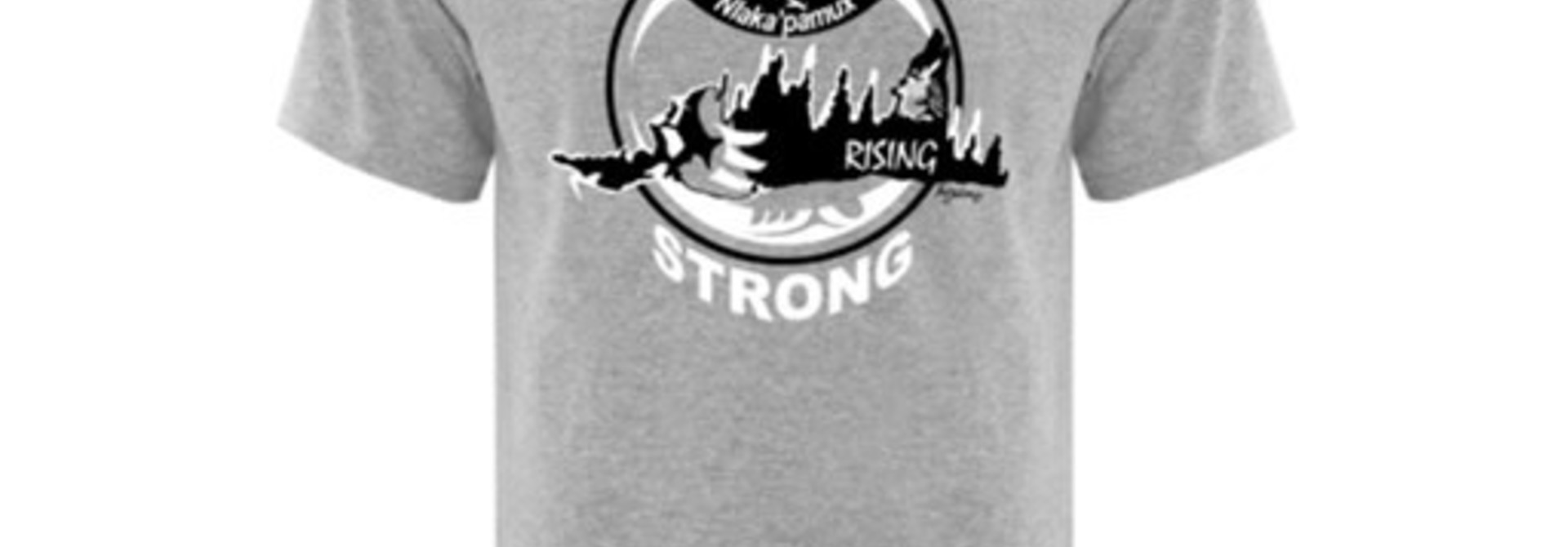 Lytton Strong Adult T-Shirt / Fundraiser