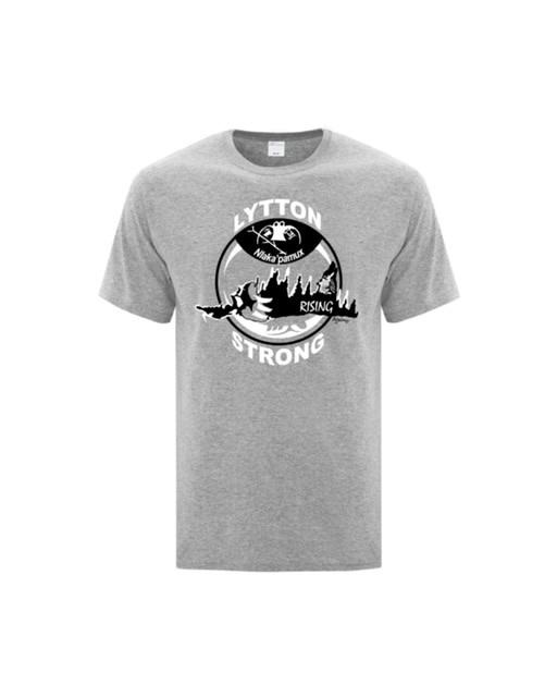 Lytton Strong Adult T-Shirt / Fundraiser-1